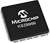 Microchip Technology KSZ8999, 9-Port Ethernet Switch IC, MII,