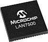 Microchip LAN7500I-ABZJ, USB to Ethernet Controller, 1000Mbit/s,