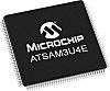Microchip ATSAM3U4EA-AU, 32bit ARM Cortex-M3 Microcontroller,