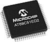 Microchip AT89C51ED2-RDTUM, 8bit 80C52 Microcontroller, AT89C51,