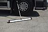 Telescopic Handle Magnetic Sweeper