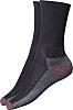 Black Socks, size 40 → 45 6 →
