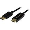 Startech DisplayPort to HDMI Adapter 1m - 4K