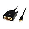 6 ft Mini DisplayPort to DVI Cable -