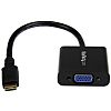 Startech Mini HDMI to VGA Adapter 203mm -