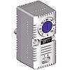 Schneider Electric, Enclosure Thermostat, Adjustable, NO, DIN