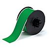 Brady on Green Label Printer Tape, 57 mm