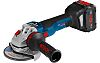 Bosch 06019G340B 125mm Cordless Angle Grinder