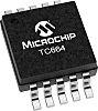 Microchip Technology TC664EUNTR Fan Controller IC 10-Pin, MSOP