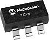 Microchip Technology TC74A2-3.3VAT, Temperature Sensor -40 → +125