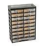 RS PRO Plastic Floor Standing Storage Cabinet, 435