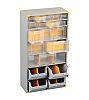 RS PRO Steel Floor Standing Storage Cabinet, 565