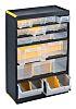 RS PRO Plastic Floor Standing Storage Cabinet, 480