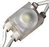 JKL Components White LED Strip 12V dc, ZM-1610-CW