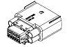 Molex, MX150 34986 2 Row 16 Way Cable