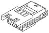 Molex 52116 Series Number, 1 Row 2 Way