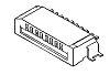 Molex, 52793 1mm Pitch 4 Way Right Angle