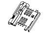 Molex 91228 Series 6 Way Push/Push Chip SIM