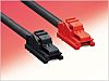 Hirose EF1 Series inline connector Cable Mount Plug,