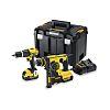DeWALT DCK206M2T-GB, 18V Cordless Cordless Power Tool Kit