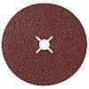 3M Ceramic Sanding Disc, 125mm, Medium Grade, P80