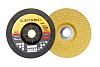 3M Cubitron™ II Ceramic Grinding Wheel, 115mm Diameter,