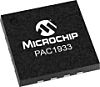 Microchip Technology PAC1933T-I/JQ, Current Monitor 16-Pin, UQFN