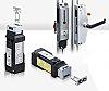 HS1L Safety Interlock Switch, 1NC/1NC (Main), 1NO/1NC (Door