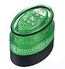 Idec LD9Z Green LED Beacon, 24 V ac/dc,