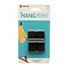 Velcro Black Adhesive Hook x 2