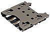 Molex 78723 Series 6 Way Push/Pull Micro Memory
