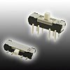 Through Hole Slide Switch SP3T 200 (Non-Switching) mA,