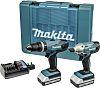 Makita DK18015X1, 18V Cordless Cordless Power Tool Kit