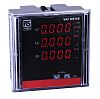 RS PRO 3 Phase Digital Panel Multi-Function Meter,