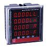 RS PRO LED Digital Panel Multi-Function Meter, 90mm