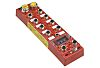 Molex 112095 Series M12 I/O module, 8 Port,