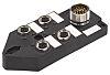 Molex 120248 Series M12 I/O module, 4 Port,