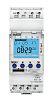 1 Channel Digital DIN Rail Time Switch, 230