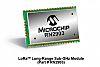 Microchip RN2903A-I/RM105 RF Transceiver RF Receiver Module 902