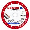 Lenox Aluminium Oxide Cutting Disc, 357mm x 3.3mm