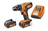 FEIN ABSU 12V, 2.5Ah Li-ion Cordless Drill Driver,