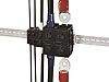 Hirose, EF2, 600 V ac/dc Non-Fused Terminal Block,