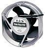 山洋電気 軸流ファン 電源電圧:24 V dc, dc, 172 x 150 x 51mm, 109E5724K502