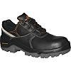 Delta Plus PHOCE Black Toe Cap Safety Shoes,