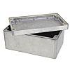 Deltron Unpainted Die Cast Aluminium Enclosure, IP66, IP67,