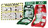 RS PRO Safety Poster, English, 430 mm, 810mm