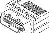 Molex 54306 Series, 36 Way General Purpose Rectangular