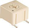 10kΩ, SMD Trimmer Potentiometer 0.5W Top Adjust Bourns,