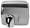 Automatic Steel Hand Dryer, 240mm x 212mm x