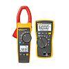 Fluke 376 FC AC-DC Clamp Meter-Multimeter, Max Current